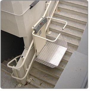 monte escalier plate forme monte escaliers elevateur. Black Bedroom Furniture Sets. Home Design Ideas